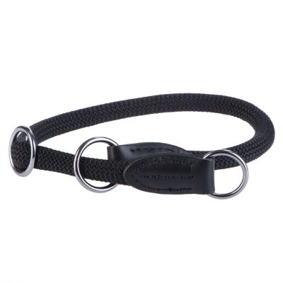 Hunter Hundehalsband Freestyle, schwarz