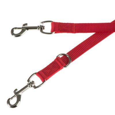Hunter Hundeleine Vario Basic, rot