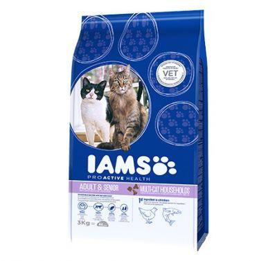 Iams Senior Cat Food Best Price