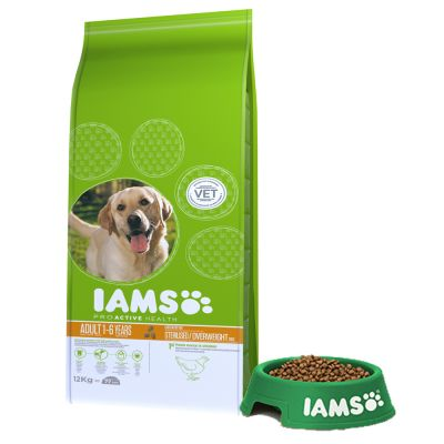 Iams Weight Control Dog Food Ingredients