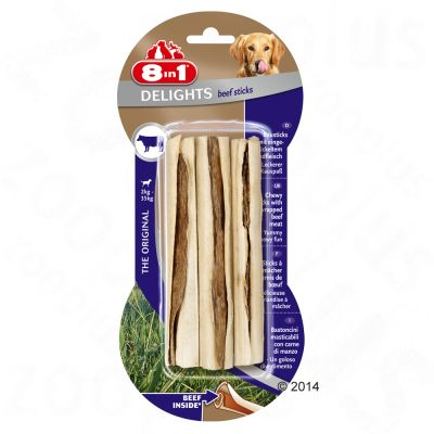 8in1 Delights Bastoncini snack ripieni