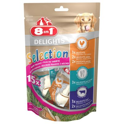 8in1 Delights Selection 6 Sorten
