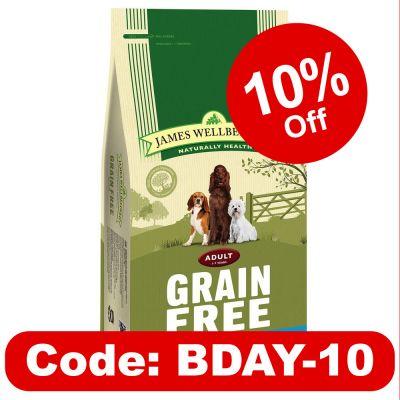 James Wellbeloved Adult Grain Free Fish Amp Vegetable Buy
