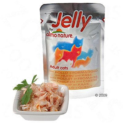 Jelly by Almo Nature Buste 24 x 70 g