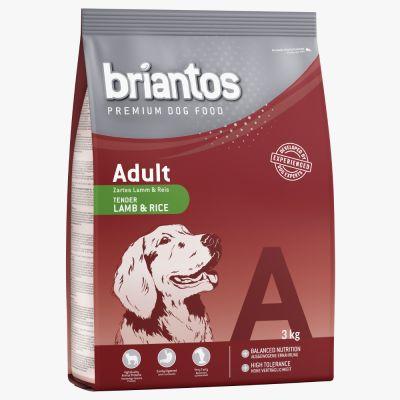 Jetzt probieren: 3 kg Briantos Trockenfutter zum Testpreis!