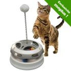 Jouet Carrousel Flashlight pour chat