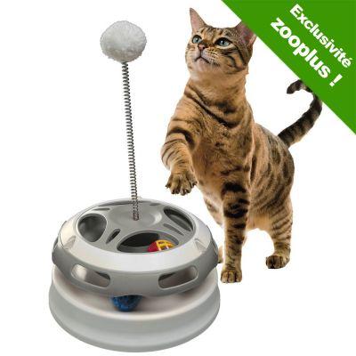 jouet chat ressort