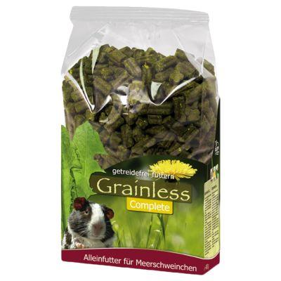 JR Farm Grainless Complete Meerschweinchen
