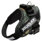 Julius K9 IDC® Power Harness - Camouflage