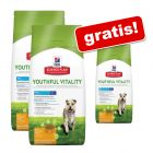 12 kg + 2,5 kg gratis! 14,5 kg Hill's Canine 7+ Youthful Vitality Mini
