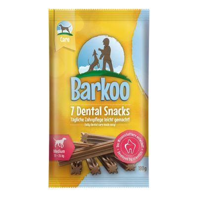 12 kg Almo Nature Holistic + 7 Barkoo Dental Snacks gratis!
