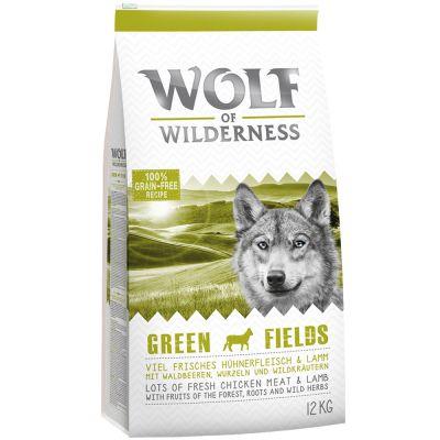 12 + 2 kg besplatno!  Wolf of Wilderness suha hrana 14 kg