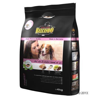 1 kg gratis! 16 kg bzw. 13,5 kg Belcando Hundetrockenfutter