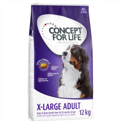 10 + 2 kg gratis! 12 kg Concept for Life