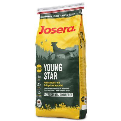 15 kg Josera + 500 g DogMio Barkis gratis!