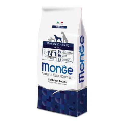 12 kg Monge + 7 Barkoo Dental Snacks gratis!
