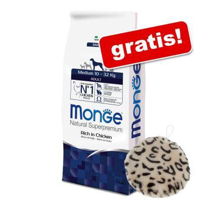 12 kg Monge + Gioco Dotti gratis!