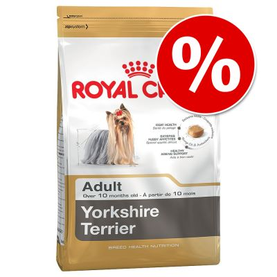 10 kg po posebnoj cijeni! Royal Canin Breed Yorkshire Terrier Adult