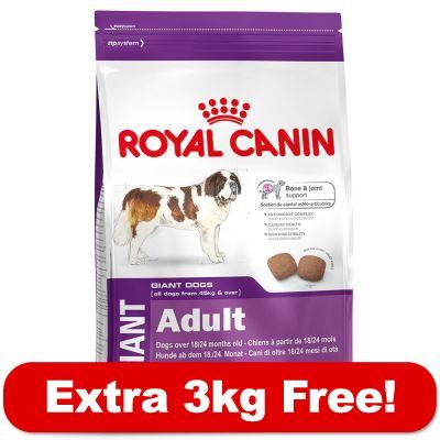 15kg Royal Canin Size + 3kg Free!*
