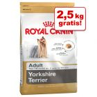 7,5 + 2,5 kg - Royal Canin Yorkshire Terrier Adult Overfill