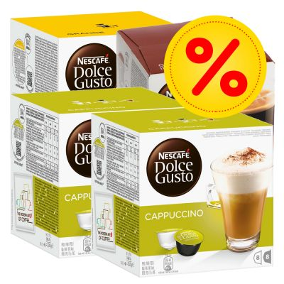 1 klick paket nescaf dolce gusto kapseln bei. Black Bedroom Furniture Sets. Home Design Ideas