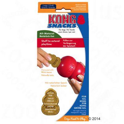 Kong Classic guma červená