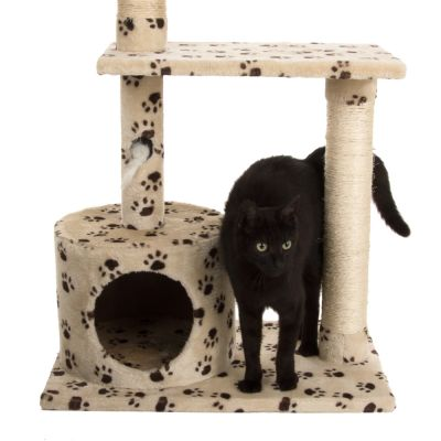 kratzbaum cat s paws g nstig kaufen bei zooplus. Black Bedroom Furniture Sets. Home Design Ideas
