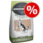 30l Greenwoods Natural Clumping Cat Litter - Special Price!*