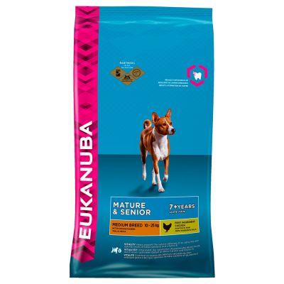 Large Bags Eukanuba Dry Dog Food - 35% Off RRP!*