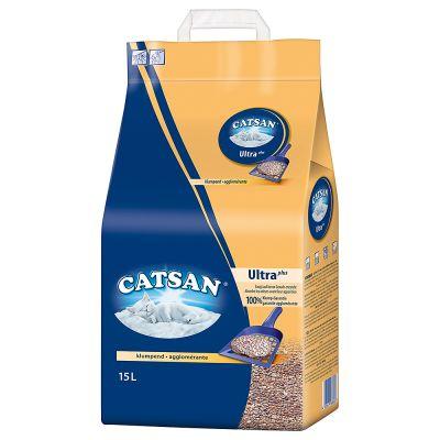 Lettiera agglomerante Catsan Ultra