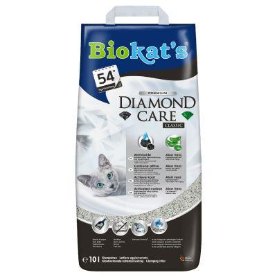 Lettiera Biokat's Diamond Care Classic