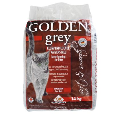 Lettiera Golden Grey
