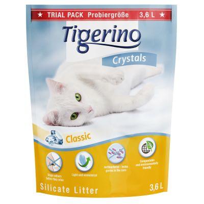 Lettiera Tigerino Crystals Classic