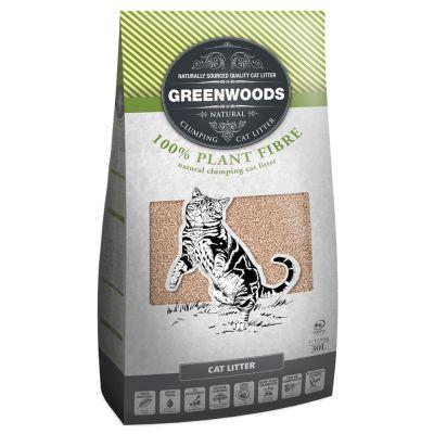 Lettiera vegetale Greenwoods Plant Fibre