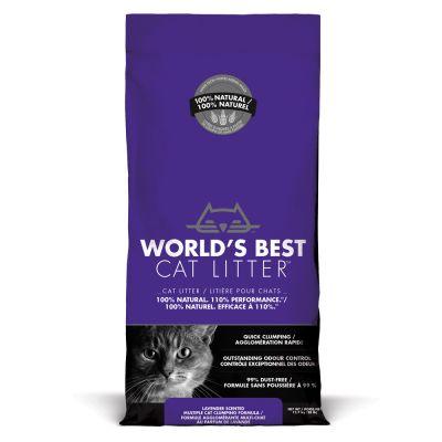 Lettiera World's Best Cat Litter Lavanda