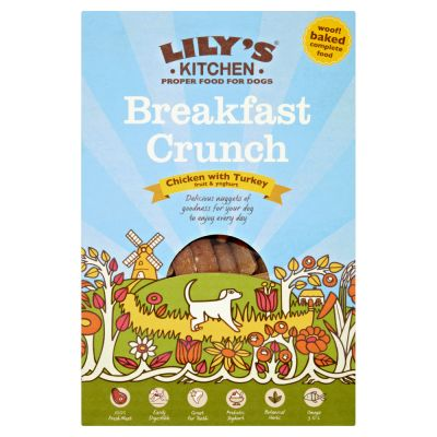 Lily's Kitchen Breakfast Crunch for Dogs