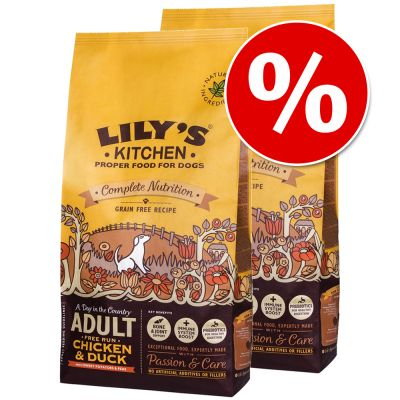 Lily S Kitchen Dog Food Trial