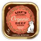 Lily's Kitchen Organic Beef Dinner for Cats