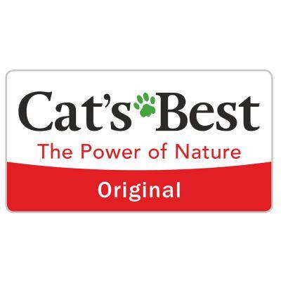 Litière Cat's Best Öko Plus / Original pour chat