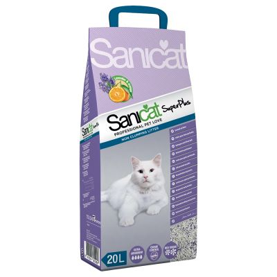 litiere chat sanicat