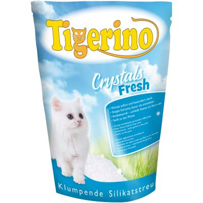 litiere chat tigerino