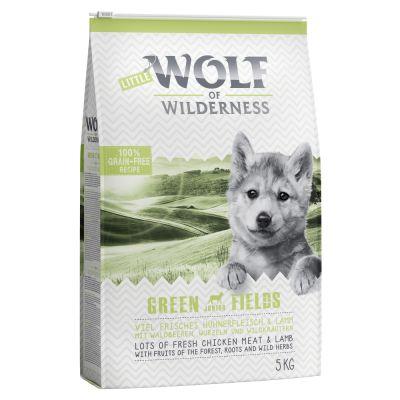 Little Wolf of Wilderness Junior 'Green Fields' - Lamb