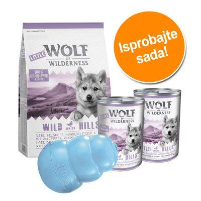 Little Wolf of Wilderness Puppy početni paket