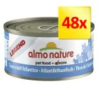 Lot Almo Nature Legend 48 x 70 g