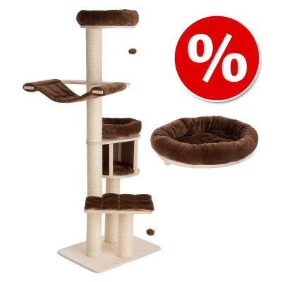 arbre a chat natural paradise xl compact