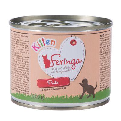 Lot Feringa Kitten 24 x 200 g pour chaton
