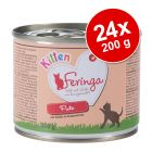 Lot Feringa Kitten 24 x 200 g pour chaton