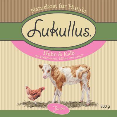 Lukullus Junior Huhn & Kalb