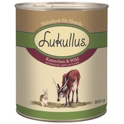 Lukullus Konijn & Wild Hondenvoer