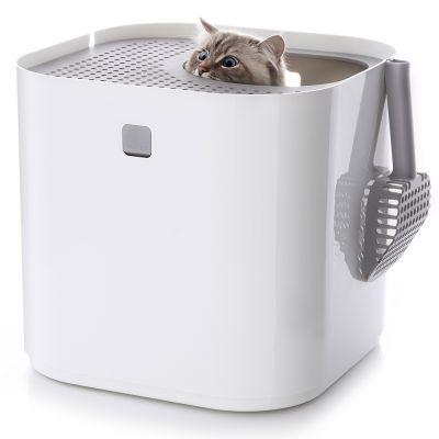 litiere chat entree par le haut avis